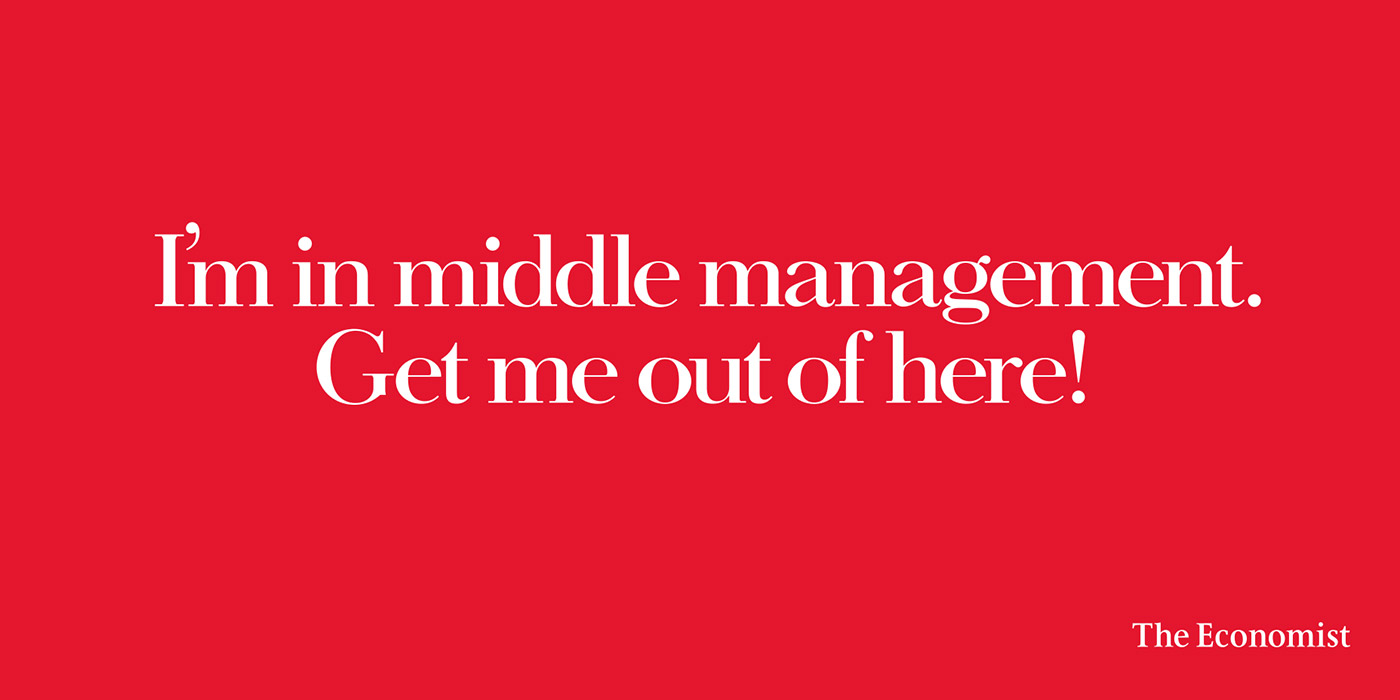 Economist: Middle Management