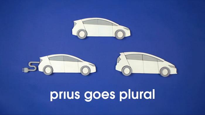 Toyota: Prius Plural