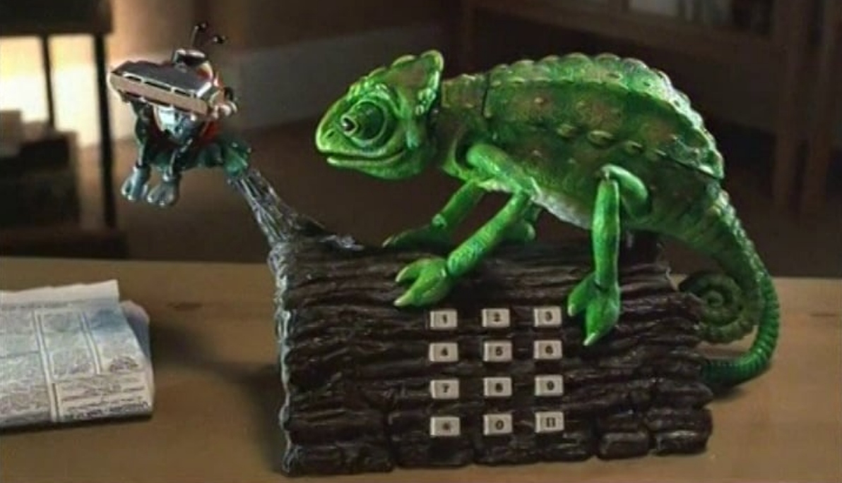 BT: Chameleon Phone